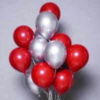 Гелиевые шары из латекса каталог готовых букетов