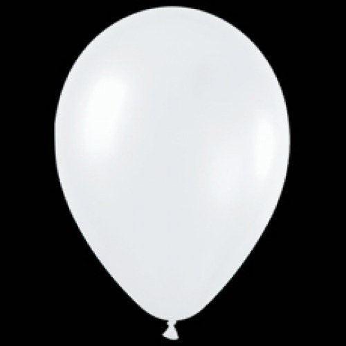 Шар (12''/30 см) Прозрачный (390), кристалл, 1 шт.