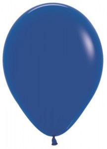 Шар (12''/30 см) Синий (041), пастель