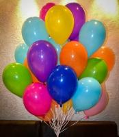 Готовый букет ассорти из воздушных шаров