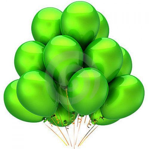"""Букет - """"Зеленый металлик"""""""