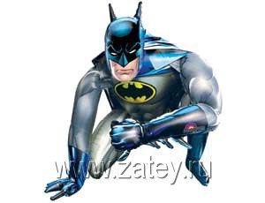 1208-0255 Шар ходячий Бэтмен