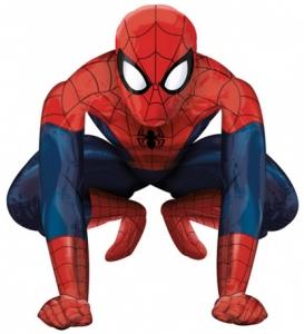 Воздушный шар (36''/91 см) Ходячая Фигура, Человек-паук