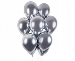 Хромированные шары серебряные silver Бельгия заказать