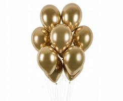 Хромированные шары золотые Gold Бельгия заказать