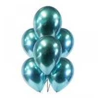 Хромированные шары зеленые Green Бельгия заказать