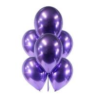 Хромированные шары фиолетовый Purple Бельгия заказать